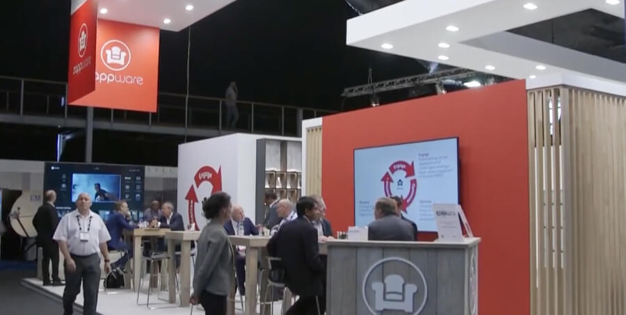 Video mood de Zappware show IBC 2019