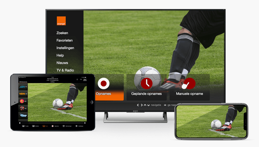 Orange Belgium Serves The Jupiler Pro League To Its Customers For The Next 5 Years Powered By Zappware Zappware